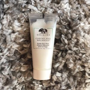 3/$15 Origins Frothy Face Wash